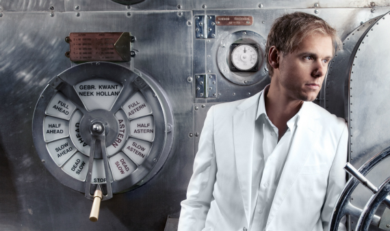 DJ Armin Van Buuren Interview Hammarica PR Electronic Dance Music News