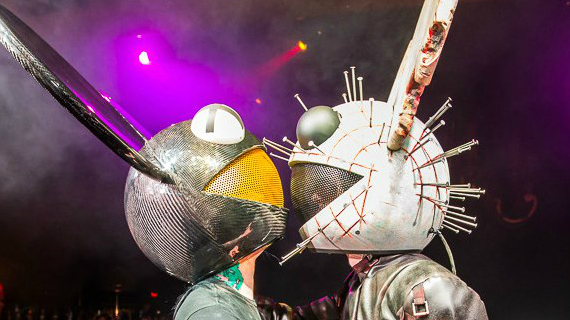 DEADMAU5 To Headline Ultra Music Festival