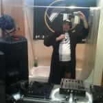 Bathroom DJ