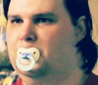 pacifier guy