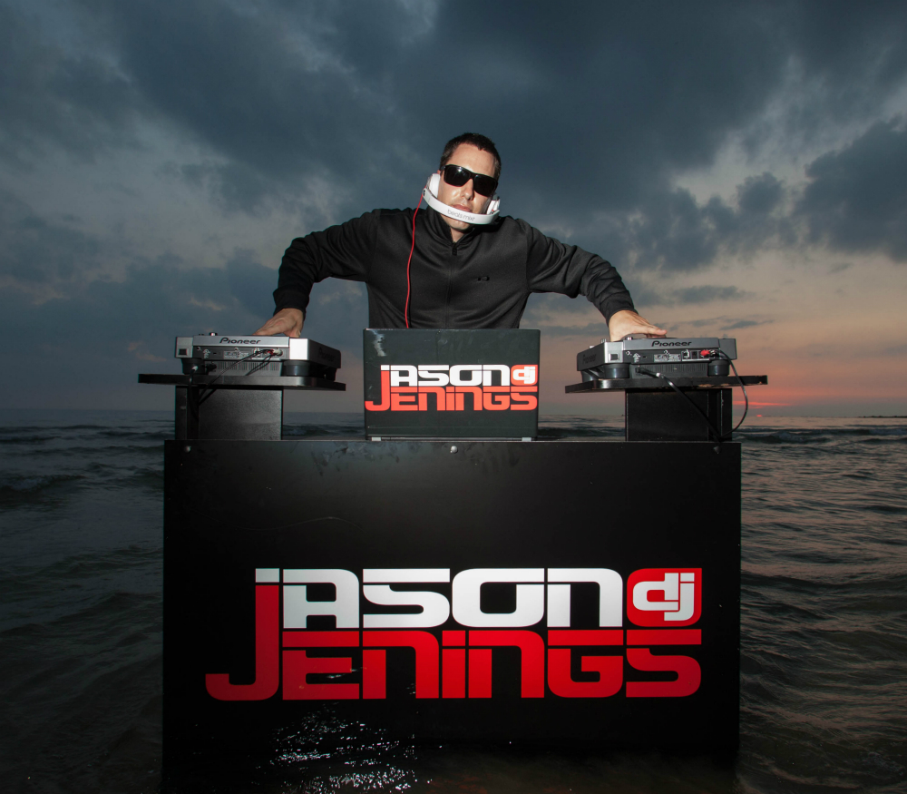 Jason Jenings press picture www.dancemusicpr.com