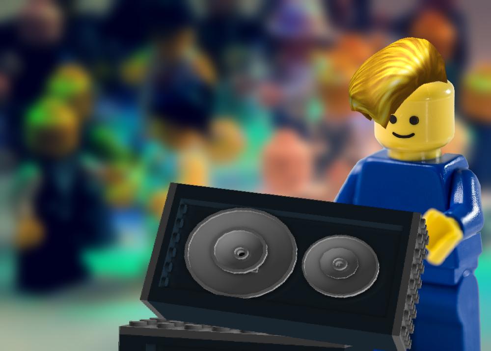 Richie Hawtin Lego www.dancemusicpr.com